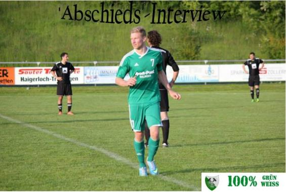 """ABSCHIEDS"" - INTERVIEW"