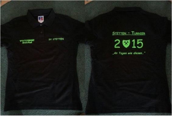 SVS-TRAININGSKLAMOTTEN / STETTEN-TURNIER-SHIRT